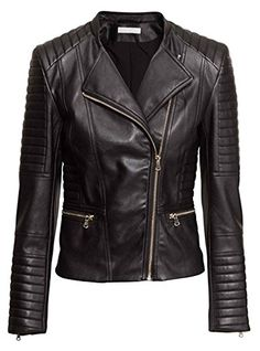 Oure Women Pu Leather Jacket Motorcycle Jacket XXs Oure http://www.amazon.com/dp/B0140XZCFK/ref=cm_sw_r_pi_dp_fvU2vb10KDHWV