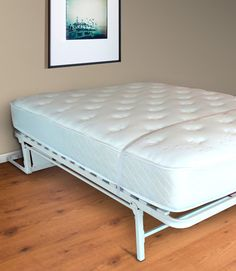 The Next Bed is an ideal space solution when mounted in a closet or self constructed cabinet. Queen $667