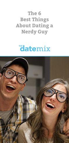 dating a really nerdy guy
