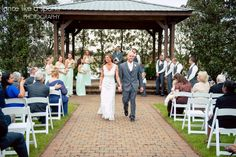 outdoor wedding, ceremony candids, newlyweds, wedding day, bridal party, oakhurst farms wedding :: Heather + Bryan's Wedding at Oakhurst Farm in West Point, GA :: with Nikki