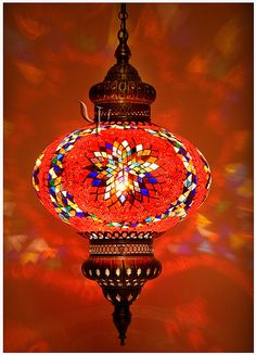 15 inch EXTRA Large Turkish Moroccan Hanging by IstanblueDesign