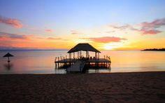 Ndole Bay Lodge on Lake Tanganyika - a stunningly beautiful part of #Zambia