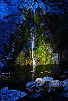 Sturtevant Falls Sierra Madre, California