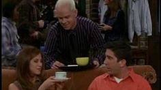 Friends - Hilarious Scene! What they're thinking