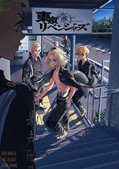 Anime W, Fanarts Anime, Otaku Anime, Anime Characters, Tokyo Ravens, Cute Anime Guys, Anime Love, Mikey, Animation