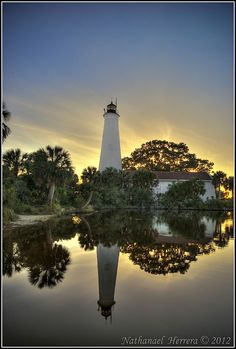 St. Marks Lighthouse, Florida