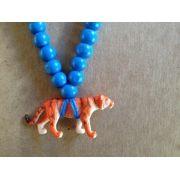 Pray4Trax Necklace - Tiger