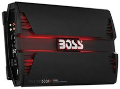BOSS AUDIO PD5000 Phantom 5000-Watt, 1, 2, 4 Ohm Stable Class D Monoblock Car Amplifier with Remote Subwoofer Control http://caraudio.henryhstevens.com/shop/boss-audio-systems-mosfet-amplifier-with-remote-subwoofer-level-control/?attribute_pa_style=5000-watt-class-d-monoblock https://images-na.ssl-images-amazon.com/images/I/41xgPGKonYL.jpg