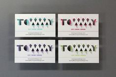 Tommy Perez Business Cards