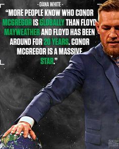 Conor Mcgregor Quotes, Conor Mcgregor Fight, Coner Mcgregor, Notorious Conor Mcgregor, Happy At Work, Dana White, Mma Boxing, Floyd Mayweather, Fighting Irish