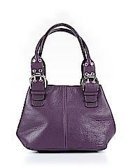 Tignanello Leather Satchel Fits all women
