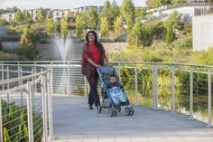 Walking is a great way to get active- pedestrian-friendly design can help communities walk more! Sita Ram, Baby Hairs, Parent Resources, Pedestrian, Health And Safety, Cute Babies, Health Care, Parents, Healthy Eating