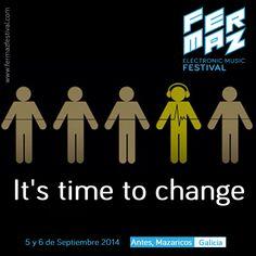 Fermaz Festival 5 y 6 de Septiembre de 2014 #Techno #House #Trance #FermazFestival