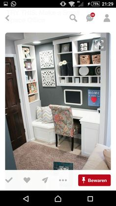 Perfect Home Office Ideas For Small Spaces 93
