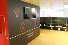 Experience Center, Workspace Inspiration, Offices, Bureaus, The Office, Corporate Offices