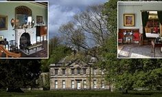 Hundreds of antiquities discovered in Northumberland country mansion The Hermitage | Daily Mail Online