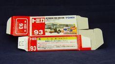 TOMICA 092E FUSO AERO STAR BUS | 1/141 | ORIGINAL BOX ONLY | ST2 2002 CHINA Star Bus, Diecast, Auction, China, The Originals, Tomy, Porcelain