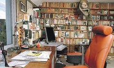 Writer's office