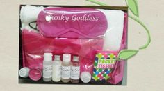 The Funky Goddess - Gorgeous giftboxes for life's milestones