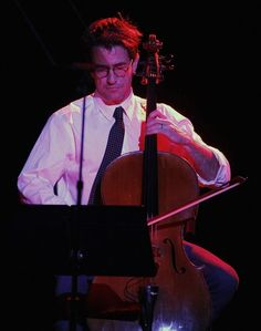 There's always room for cello :) Especially when it's Dermot Mulroney