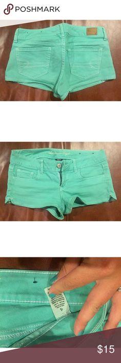 American eagle shorts Sz 4 Beautiful Sz 4 American eagle American Eagle Outfitters Shorts Jean Shorts