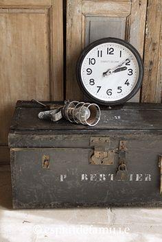 Industrial steampunk on pinterest steampunk french - Malle industrielle ...