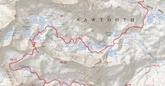 Every Backpacker Should Print Their Maps From Caltopo. Here's Why.