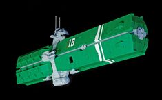 USS Saratoga 3 by Red Spacecat, via Flickr