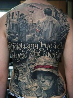 patriotyczne tatuaże - Szukaj w Google Cool Tattoos, Tatoos, Trash Polka, Skin Art, Body Art, Celebrities, Poland, Google, Meme