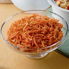 Crunchy Carrot Salad Recipe | Spoonful