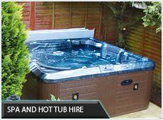 Spa & Hot Tub Hire