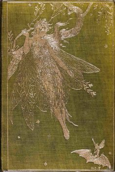 pretty #fairy on a #book #cover