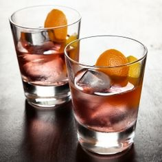Celebrate the new season with these two refreshing drinks from talented Portland, Ore., bartender Ryan Magarian.