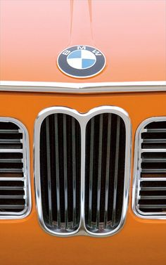 1972 Bmw 2002 Tii Badge  photo