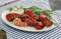 Pastis creme puts lobster in a new light