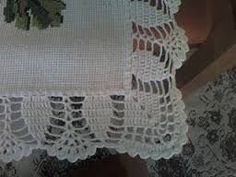 Resultado de imagem para grafico de bico de croche com canto [] #<br/> # #Crochet #Renda,<br/> # #Em #Crochet,<br/> # #Filet #Crochet,<br/> # #Knitting #Crochet,<br/> # #Crochet #Edgings,<br/> # #Crafty #Ideas #Crochet,<br/> # #Crochet #Dollies,<br/> # #Crochet #Borders,<br/> # #Canto #Par<br/>