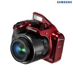 Samsung 16.2MP 35x Zoom Wi-Fi Smart Digital Camera & Accessories @ NoMoreRack $190