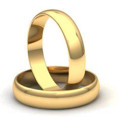 Ste unavení z veľkého výberu obrúčok? Stavte na nesmrteľnú klasiku ktorá bude krásna aj o 50 rokov.   Vybrané veľkosti máme ihneď k odberu. #klenotnictvoatalovic  #sperknamieru Wedding Rings, Engagement Rings, Bracelets, Gold, Jewelry, Rings For Engagement, Bangles, Jewlery, Jewels