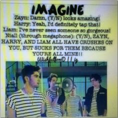 #onedirectionimagine