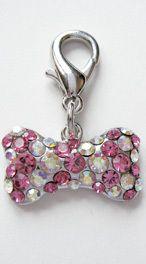Precious charm to hook onto your pooch's collar - GlamLifePooch.com