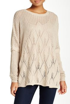 Easy Blanket Sweater