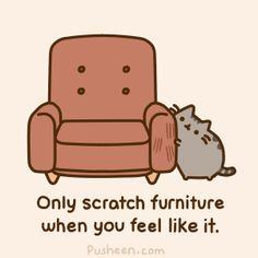 Cat Etiquette from Pusheen the cat! Pusheen Love, Pusheen Cat, Pusheen Stuff, Chat Kawaii, Kawaii Cat, Crazy Cat Lady, Crazy Cats, Pusheen Stormy, Pusheen Stickers