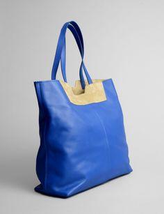 Proenza Schouler paper bag tote
