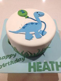 Trendy cake designs for girls kids 58 ideas Dinosaur Birthday Cakes, 3rd Birthday Cakes, Dinosaur Cake, Birthday Cookies, Birthday Parties, Cake Decorating For Kids, Cake Decorating Icing, Cake Designs For Girl, Easy Buttercream Frosting