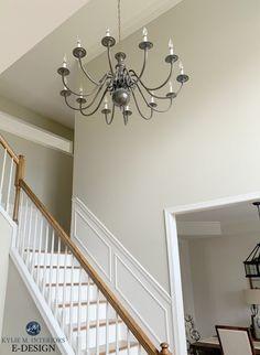 Hallway Paint Colors, Beige Paint Colors, Room Paint Colors, Paint Colors For Home, Gray Paint, Best Neutral Paint Colors, Neutral Living Room Paint, Best White Paint, Houses