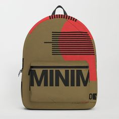 """Designing our premium Backpacks is a meticulous process, as Artists have to lay out their artwork on each component. One size fits all men and women, with heavy-duty construction that's able to handle the heavy lifting for all your school and travel needs.     - Standard unisex size: 17.75"""" (H) x 12.25"""" (W) x 5.75"""" (D)"""