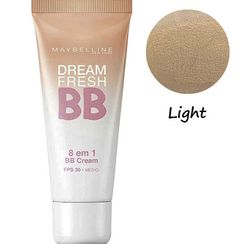 Dream Fresh BB Cream Maybelline descomplica o seu dia a dia.