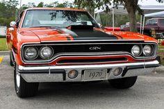 1970 GTX - West Coast Muscle Car Club Show 2013