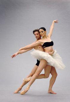 Angel Corella and Carmen Corella.