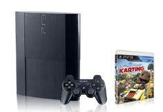 KIT PS3 12GB + LBP KARTING   SEARS.COM.MX - Me entiende!